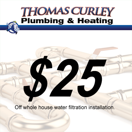 Save $25 on whole house water filtration in Manhasset, Great Neck and surrounding areas in New York!