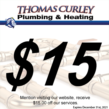 Save $15 your plumbing needs in Manhasset, Great Neck and surrounding areas in New York!